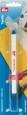 611610 Prym Термопереводной фломастер, смываемый водой, синий, в