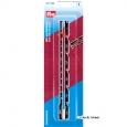 611738 Prym Линейка для шитья и вязания, см/дюймы, в блистере