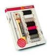 Набор швейных ниток с клеем Guetermann