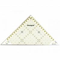 611313 Prym Треугольник для печворка (1/4 квадрата до 20 см)