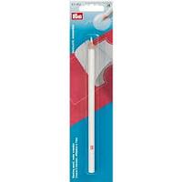 611802 Prym Маркировочный карандаш, смываемый водой, белый, в бл