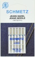 Иглы для джинсы 130/705H-J № 110, 5 шт.