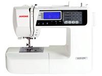 Компания Janome представляет новую компьютерную машину Janome 4120 QDC.