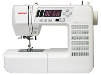 Новинка Janome 460 QDC